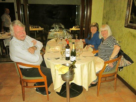 Hotel Llafranch: Birthday