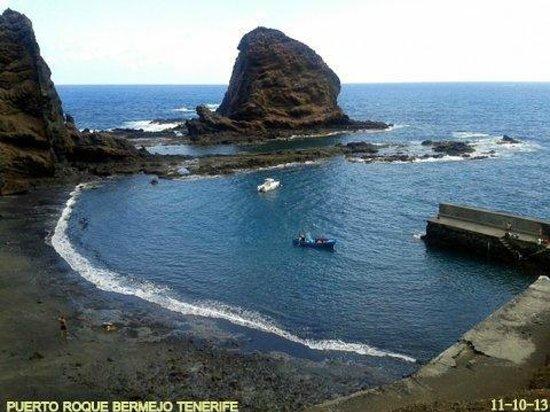 Hotel Aeropuerto Sur: playa Roque Bermejo