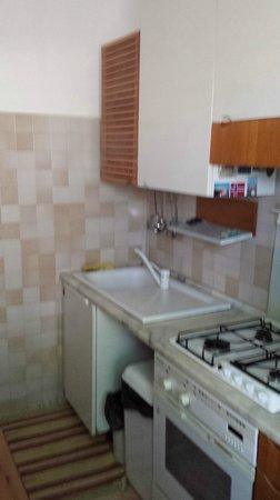 Casa Dori : cucina