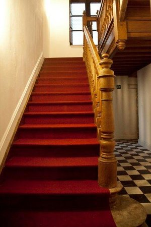 Hostel Uppelink: Staircase