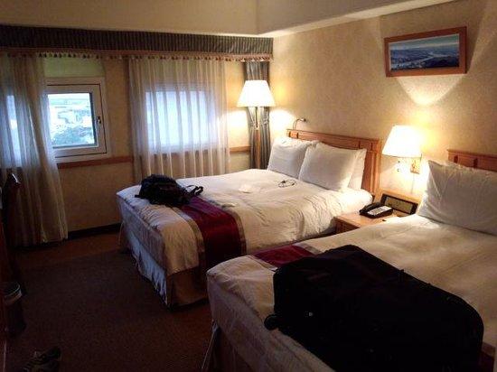 Cosmos Hotel Taipei: Bedroom1