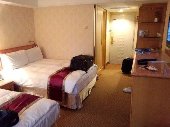 Cosmos Hotel Taipei: Bedroom2