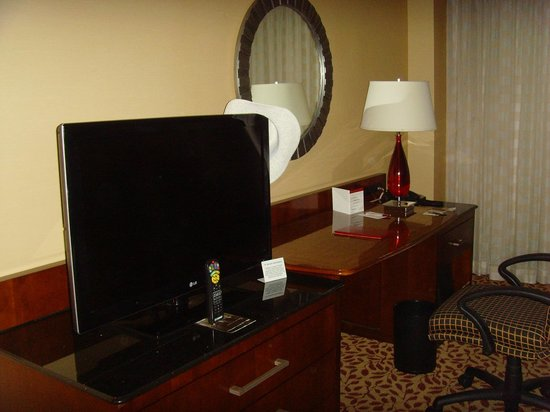 Visalia Marriott at the Convention Center : Room 413