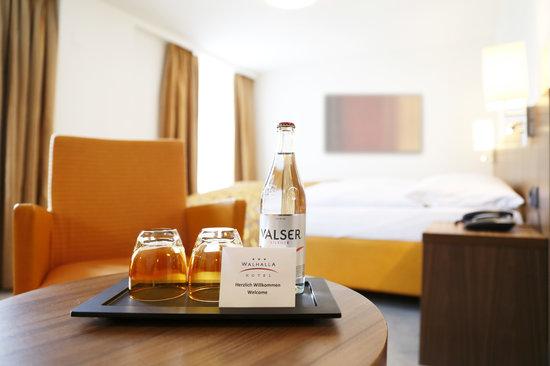 Walhalla Hotel: Comfort Double Room