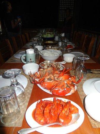 Apartelle de Francesca : buffet