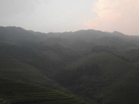 LongJi Terraces Tian ranju Inn: view