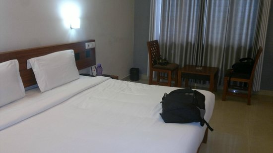 Hotel Great Jubilee: Non a/c comfort room