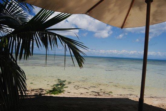 Idylle Beach : vue du transat