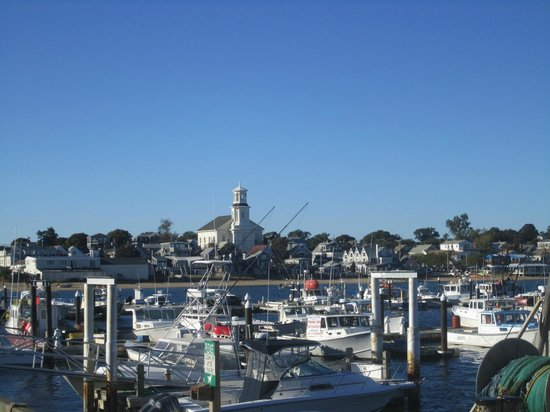 Commercial Street: Provincetown