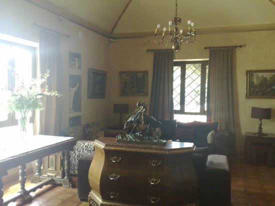 Hotel & Spa La Salve: Interior
