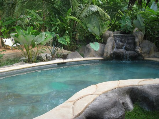 Hotel Blue Conga : Den mysiga poolen
