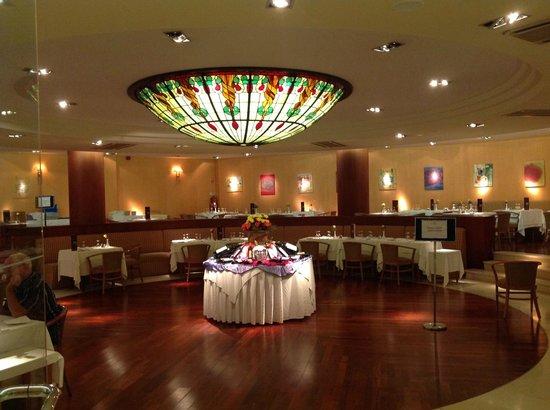 Falésia Hotel : Restaurant