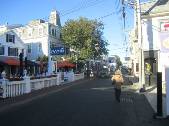 Commercial Street: centre of town