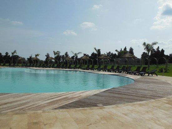 Le Residenze Archimede: La piscina