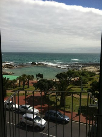 Camps Bay Resort : View from the room!