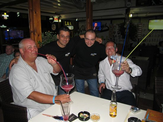 Glory Days Sports Bar and Grill : The birthdaysboys