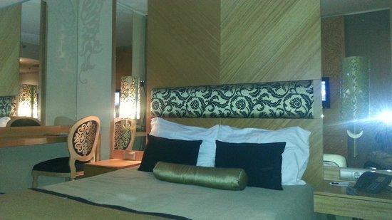 Marmara Hotel Budapest : Bedroom