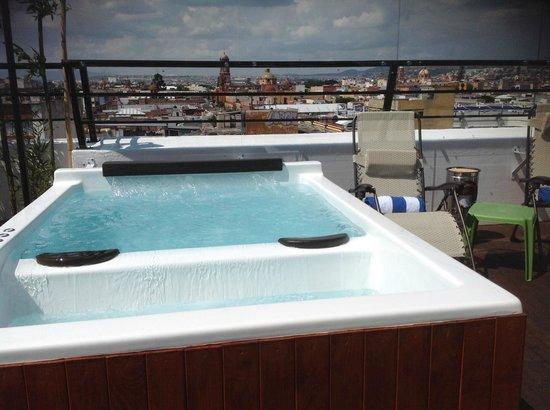 Hotel Impala : La terrazza