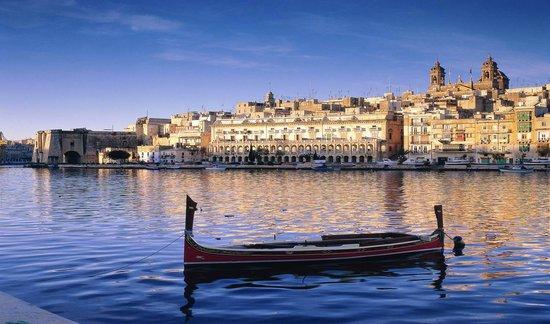 Corinthia Hotel St. George's Bay: Malta