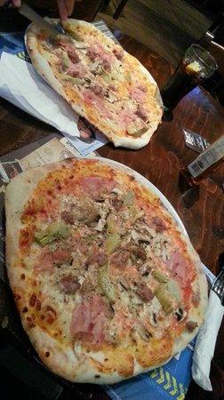 Bounty: pizza capricciosa