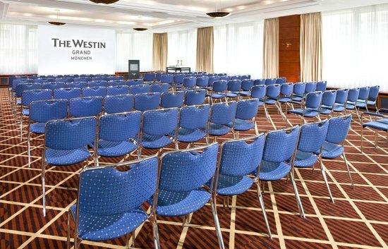 The Westin Grand Munchen: Meeting Room Sydney