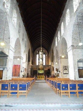 St. Mary's Cathedral: from the high alter