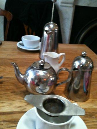 Gillam's: Tea and Coffee