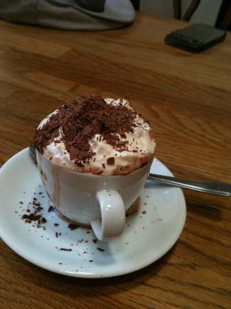 Gillam's: Hot Chocolate for Kids