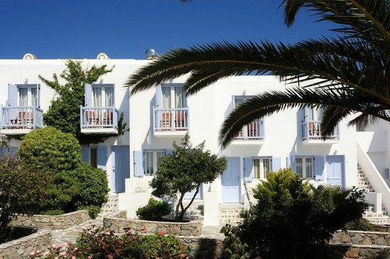 Aeolos Mykonos Hotel: Hotel Exterior