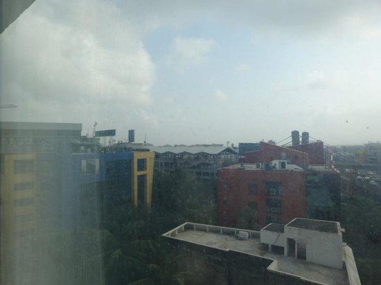 Residency Hotel Andheri: View from room