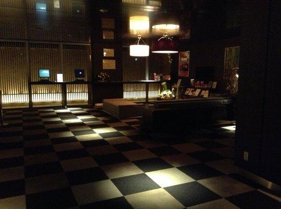Citadines Karasuma-Gojo Kyoto: Lobby