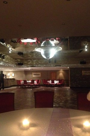 Redhurst Hotel : Wedding reception venue