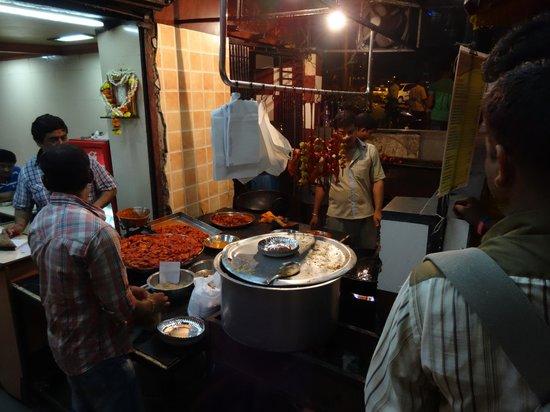 Residency Hotel Andheri: Singh Kabab