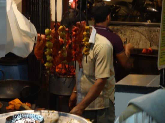 Residency Hotel Andheri: Singh Kabab again