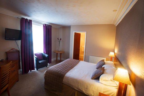 Leasowe Castle Hotel: double room
