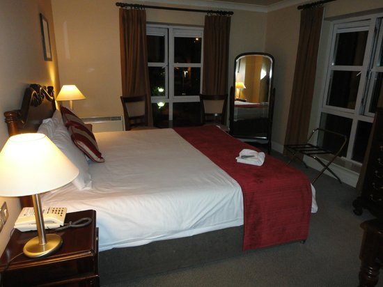 Riverside Hotel Killarney: Camera matrimoniale