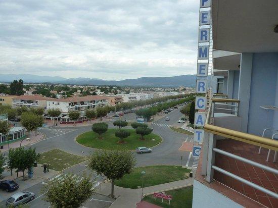 Xon's Platja Hotel : vue du balcon