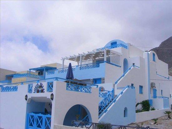 Lucia Villas: the hotel !