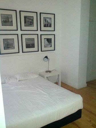 Lisbon Serviced Apartments - Praca do Municipio : Sleeping Room