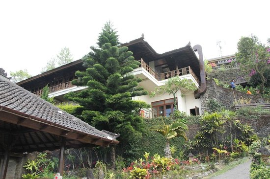 Lakeview Ecolodge: The hotel
