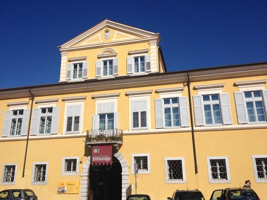 Grand Hotel Entourage - Palazzo Strassoldo: Hotel Entourage