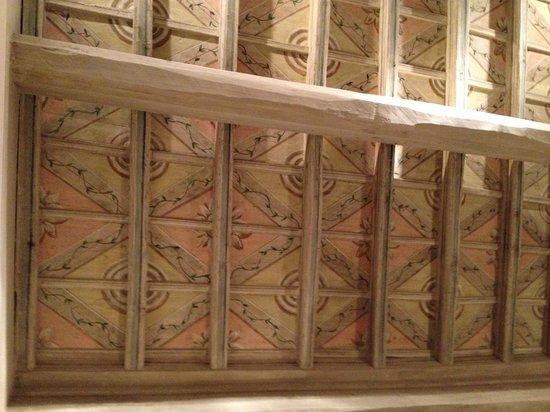 Suite Little Queen: Plafond de la chambre