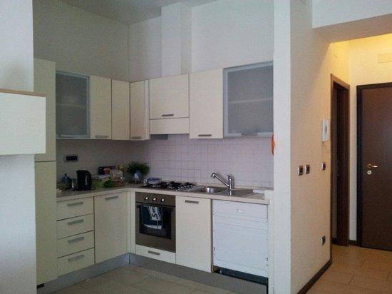 Residence San Marco: Cucina