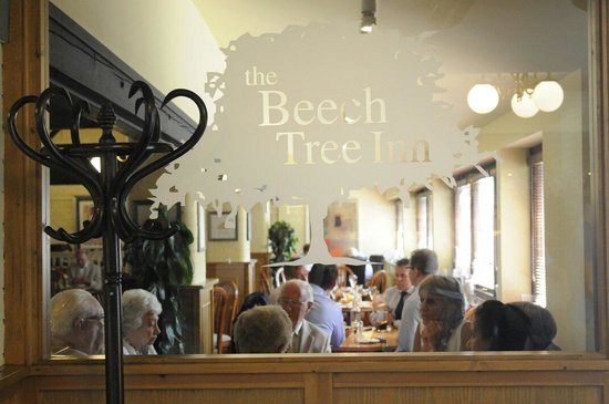 The Beech Tree Inn: Lunch time