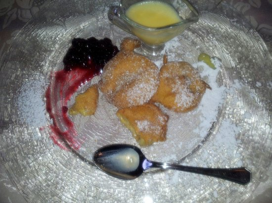Family Wellness Hotel Renato : Frittelline di mele.BUONISSIME