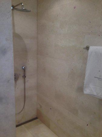Limmathof Baden Hotel & Spa: bathrooom