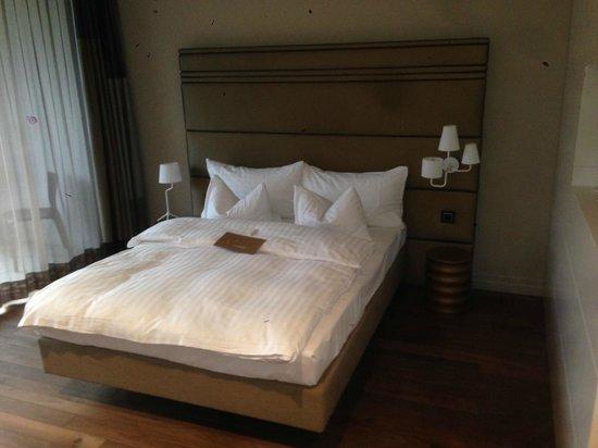 Limmathof Baden Hotel & Spa: Bed