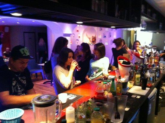 Restaurant le Mata : BAR