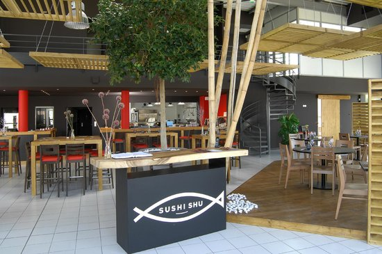 Sushi-shu : Un cadre accueillant et convivial