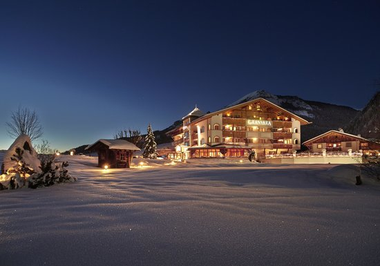 Granvara Relais & Spa Hotel: Winter Wonderland
